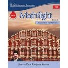 New MathSight With Practice Book 6 (With CD)