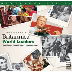 Britannica Biographies: World Leaders