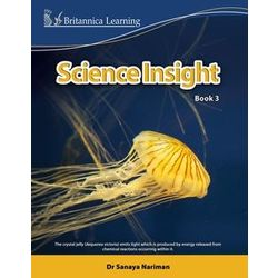 New Science Insight Book 3