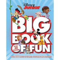 Disney Junior Big Book Of Fun
