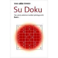 The Times Sudoku Book 1(Nr)
