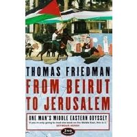 From beirut to jerusalam