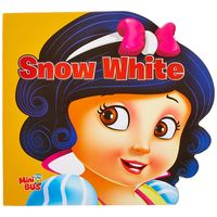 Snow White (Cutout Board Book)