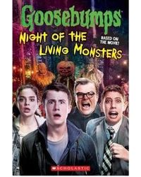 Goosebumps The Movie: Night