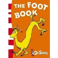 The foot book,  red
