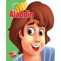 Aladdin (Cutout Board Book)
