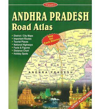 Andhrapradesh Road Atlas