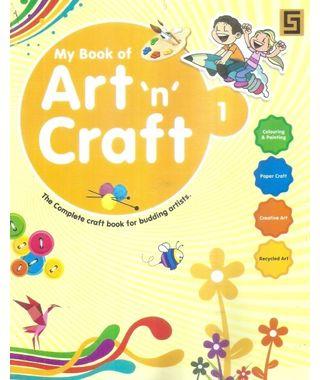 My Book Of Art 'n' Craft