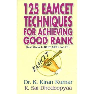 125 Eamacet Techniques For Achieving Good Rank
