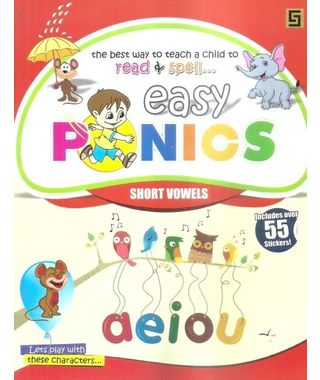 Easy Phonics Short Vowels
