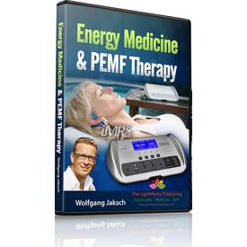 Energy Medicine & PEMF Therapy- Lecture By Wolfgang Jaksch (3 DVD Album)