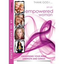 Thank God I Am An Empowered Woman- inspireD Authors, paperback
