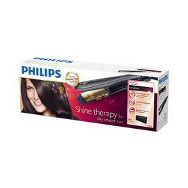 Philips Kerashine HP8659 Ionic Air Straightener Black