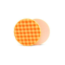Lake Country - Orange Heavy Polishing Waffle Pad 6.5