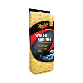 Meguiars Microfiber Water Magnet Drying Towel (55cm x 76 cm) , 1 pc, 2