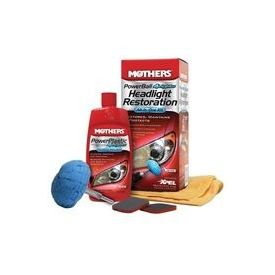 Mothers - POWERBALL 4 LIGHTS HEADLIGHT RESTORATION KIT