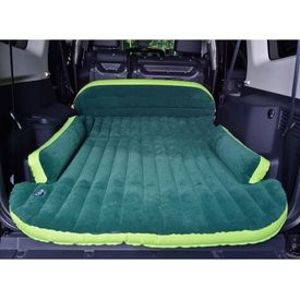 Inflatable Mobile Air Bed Cushion Car Jeep SUV Travel Back Seat Mattress