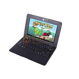 ELE 10.1 inch android 4.0 laptop VIA 8850 1.2Ghz 512M 4GB HDMI Camera WIFI RJ45