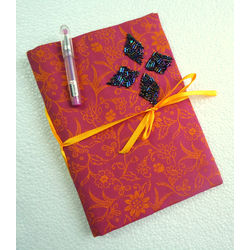 NOTEBOOK - OXIDISED DECORATION by THE NEWLIFE SHOP
