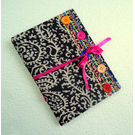 NOTEBOOK - BUTTONY BLACK by THE NEWLIFE SHOP
