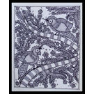 MADHUBANI PAINTING 104 by THE NEWLIFE SHOP