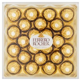 Lowest Price New Ferrero Rocher Chocolates - 24 Pcs Pack (300 gms) Best selling Chocolates in the World