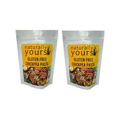 Gluten-free Chickpea Pasta 200g (Pack of 2)