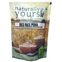 Red Rice Poha (Mapillai Samba Poha) 250g