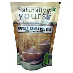 Mapillai Samba Red Rice 450g
