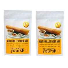 Multi Millet Dosa Mix 160g (Pack of 2)