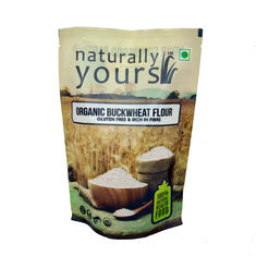 Naturally Yours Buckwheat Flour 400g