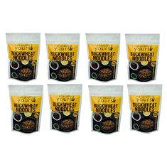 Buckwheat Noodles 45G (Pack of 8)