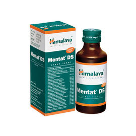 Himalaya Mentat DS SYRUP Channelizes mental energy