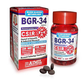 BGR-34: Anti-Diabetic Medicine
