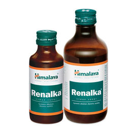 Himalaya Renalka SYRUP The coolant of the urinary tract