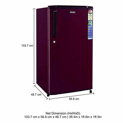 Haier HRD1703SRE 170 Litre Direct cool