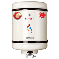 Singer Warmega 2000-Watt Storage Water Heater 25 Litre