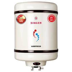 Singer Warmega 2000-Watt Storage Water Heater 25 Litre