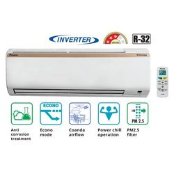Diakin Inverter 3 STAR 1.5 TR_ FTKL50 Copper condenser Air Conditioner