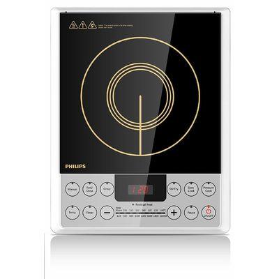 Philips HD4929/01 2100 watt Induction Cooktop Save Energy