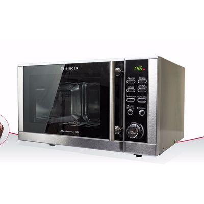SINGER MICROWAVE OVEN - MAXIWAVE 25 CG