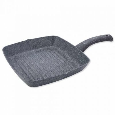 Wonderchef Granite 24 cm Grill Pan