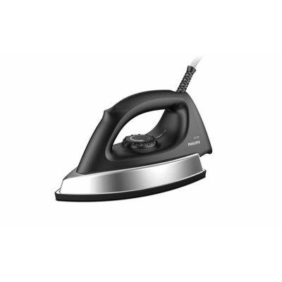 Philips GC181 Heavy Weight 1000-Watt Dry Iron (Black)
