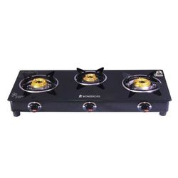 Wonderchef Ultima 3 Burner Gas Stove
