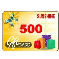 Sunshine Gift Coupon Online