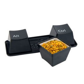 ALT CTRL DEL Keyboard Button Coffee Tea Mug Cup Circuit Tray Bowl Gifts