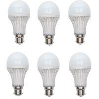 5 Watt Led bulb combo of 6