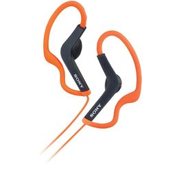 Sony MDR-AS200 In the Ear Headphone,  orange