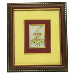 Cg Marble Painting Framed - Jewellery5