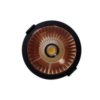 Aura Delta 10 Watt Black And Copper, 6000k